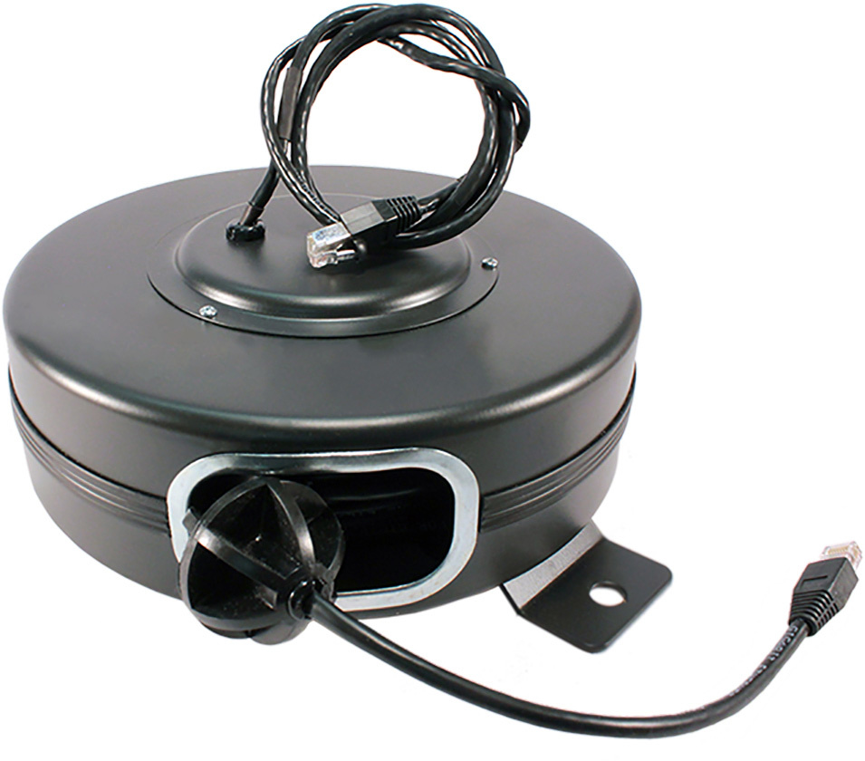 Stage Ninja Cat5 40 S Retractable Cat5e Cable Reel 40 Foot
