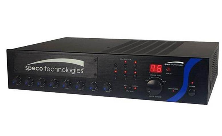 watt rms amplifier
