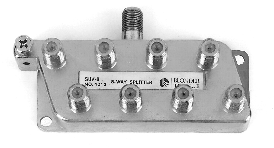Blonder Tongue Suv Indoor Mhz Rf Splitter Way
