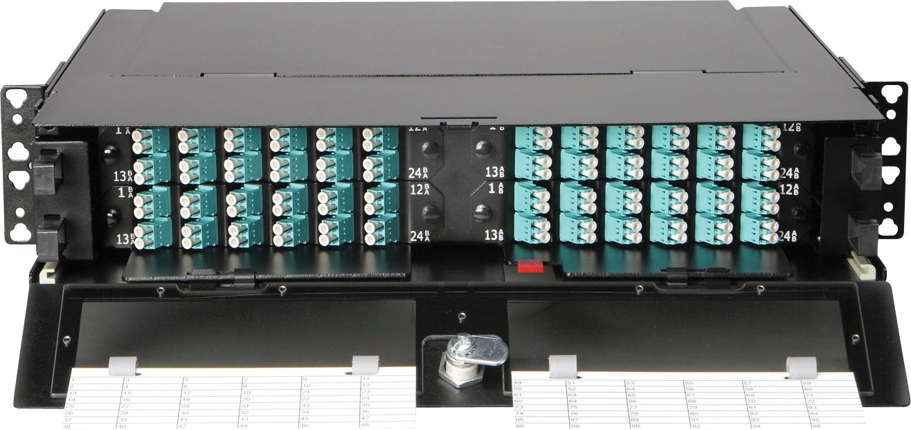 Adc Commscope Tfp 1tt00 000b 2ru Rack Frame For 2 Angle