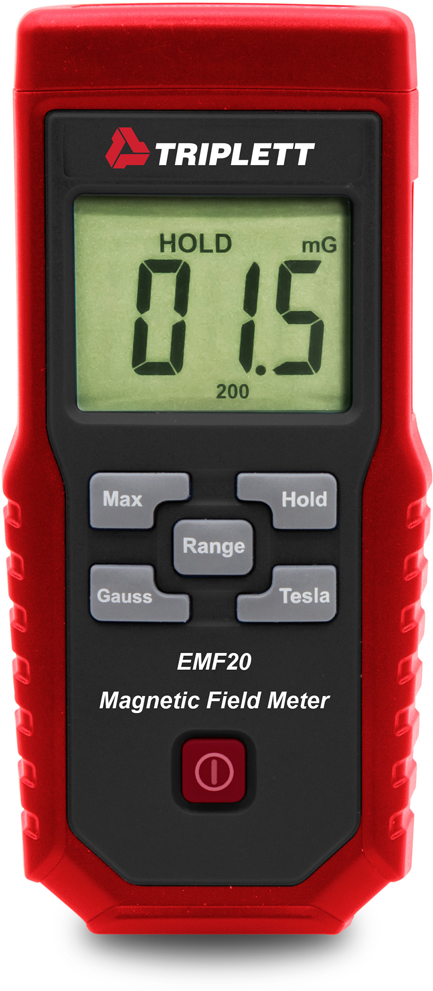 Triplett EMF20 Magnetic Field Detector - Measures Electro-Magnetic Field Of ELF from 30 to 300Hz TRIPL-EMF20