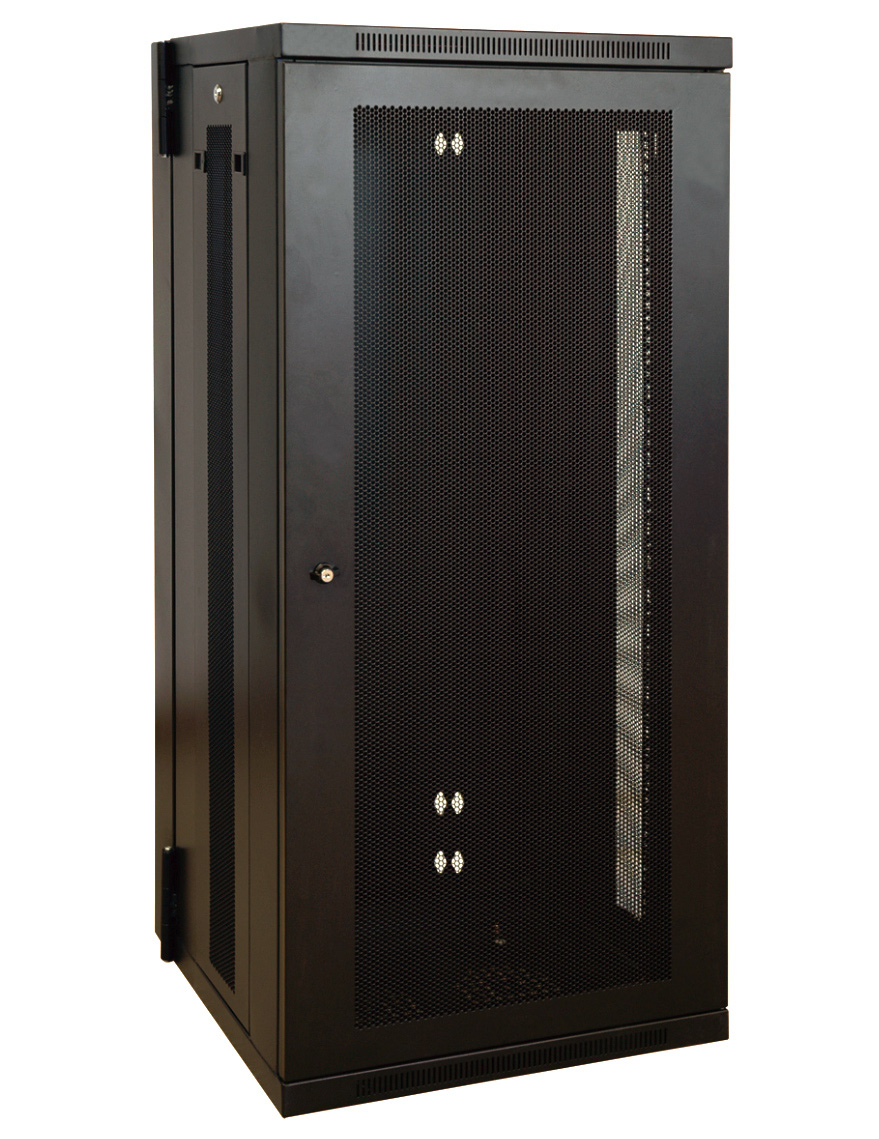 Rack Mount Enclosures : Tripp lite srw us u wall mount rack enclosure cabinet