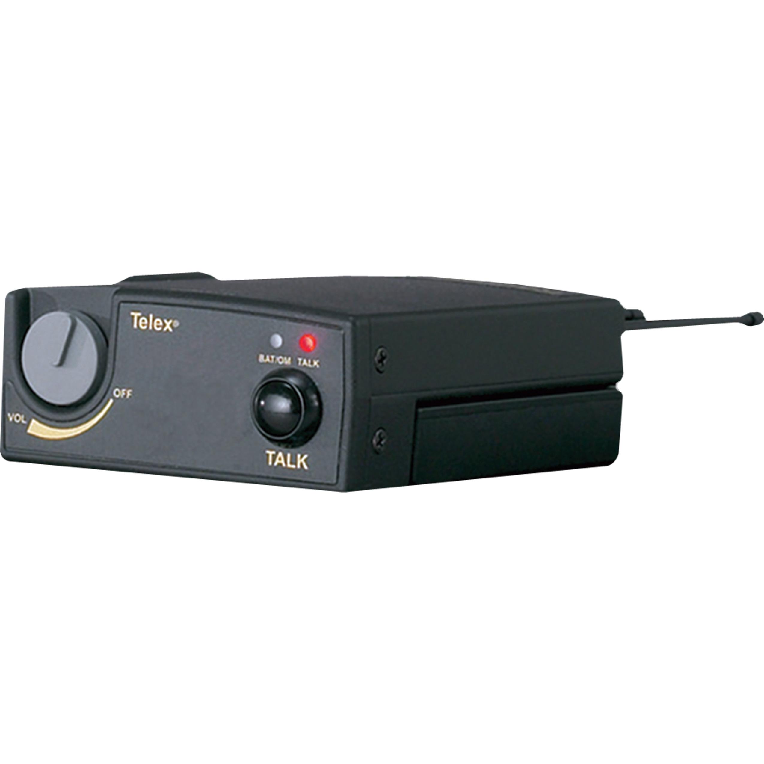 Telex Tr 700 B4 Belt Pack A4m Headset Jack Band Intercom Wiring Diagram Zoom