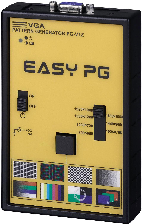 Vga Wxga Test Pattern Generator