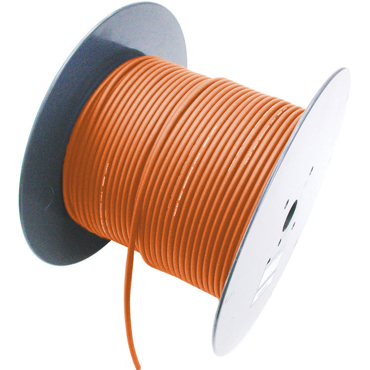 mogami w2944 2 channel 26 awg console cable 656 foot orange. Black Bedroom Furniture Sets. Home Design Ideas