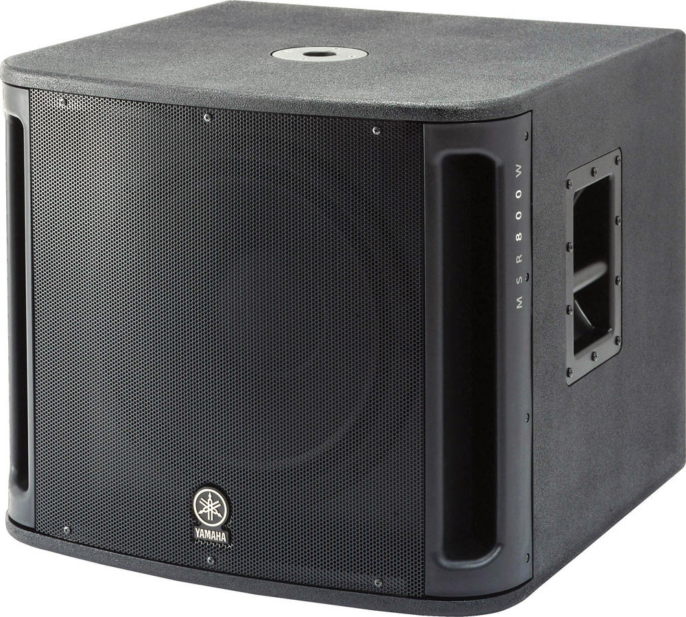 Yamaha W Powered Subwoofer