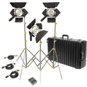 Lowel  Action Kit with 3 Omni Lights