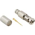 Amphenol 034-1027 HDBNC High Density BNC Plug for Belden 1695A