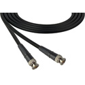 Laird 1505-B-B-100 Belden 1505A SDI/HDTV RG59 BNC Cable - 100 Foot Black