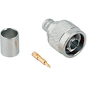Amphenol Connex 172102H243 Male N Type Connector for LMR400
