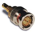 Amphenol 242231-75 RF Coaxial Adapter 1.0/2.3 DIN Jack to BNC Plug  75 ohm