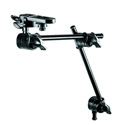 Manfrotto 196B-2 2-Section Single Articulated Arm w/Camera Bracket (143BKT)