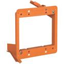 Attero Tech 2-Gang Old Work Bracket - 2-Gang Drywall Bracket