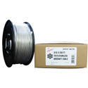 Fehr Brothers 2S9187-01000 3/16 Diameter x 1000 Foot Roll 7x19 Stainless Steel Aircraft Cable