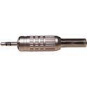 Professional Quality 3.5mm Stereo Plug