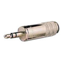 Switchcraft 35HDNNS 3.5mm Stereo Plug w/Nickel Handle & Tin Finger