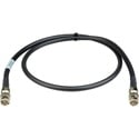 Laird 4794R-B-B-006 12G-SDI/4K UHD Single Link BNC Cable - 6 Foot Black