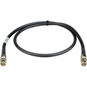Laird 4794R-B-B-015 12G-SDI/4K UHD Single Link BNC Cable - 15 Foot Black