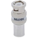 Belden 4794RBUHD3 B100 12 GHz BNC Crimp Connector - 100 Pack
