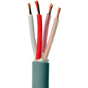 Canare 4S6 Star Quad Speaker Cable by the Foot - Gray