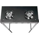 Mid-Atlantic 5-FAN-K 2 4.5In. Low-Profile Fans for SLIM 5 Series Racks