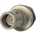 Kings 7704-7 Tri-Loc Bulkhead Receptacle Triax Connector