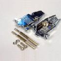 D-Sub 9-Pin & 15-Pin HD Metal Hood with Thumb Screws