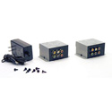 Audio Authority AVP-11 UniDrive 1:1 Active Dual Cat 5 Component Video Extender System