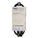 ACCU-CABLE AC3PDMX50PRO 3 Pin Pro DMX Cable - 50 Foot