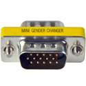 Gefen ADA-VGA-MM VGA Male to Male Gender Changer