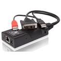 ADDER ALIF100T-DVI Link Infinity 100T Zero U Transmitter DVI