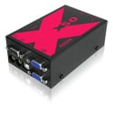 Adder X50-MS2-US Link X50 MultiScreen -Dual VGA Extender to 50m