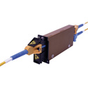 Advanced Fiber NTOS-M62 Normal Through Optical Switch 62.5 MM Duplex LC Jack