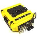 Advanced Fiber Products RGQ4K-R-4M-S-AB RunGear Quad 4K UHD - RX - Singlemode - (4) ST Connectors - Anton Bauer Mount