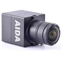 AIDA Imaging UHD-100A Micro UHD HDMI EFP Camera with TRS Stereo Audio Input
