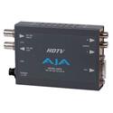 AJA HDP2 HD-SDI/SDI to DVI-D and Audio Converter