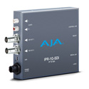 AJA IPR-1G-SDI JPEG 2000 IP Video and Audio to 3G-SDI Converter