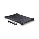 AJA KI-QUADSTAND Desk Stand for Ki Pro Quad - Incl. Right-Angle 4-pin XLR Cable