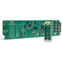 AJA OG-3G-AMA OpenGear 8-Channel Analog Audio Embedder/Disembedder