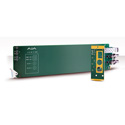 AJA OG-FIBER-2T-MM OpenGear Card  2-Channel 3G-SDI to Multimode LC Fiber Transmitter