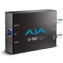 AJA U-TAP SDI 1080p/60 3G-SDI to USB 3.0 Capture Device