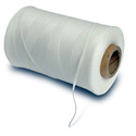 White Cable Lacing Cord 500 Yard Roll