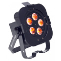 American DJ Flat Par QA5X Pro Low Profile LED Fixture