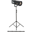 ADJ FS-1000/SYS FS-1000 Follow Spot with LTS-6 Tripod Stand