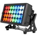 ADJ HEX032 32 HEX Panel IP Multi-Functional Wash/Blinder/Color Strobe Fixture - 32 x 12W HEX LEDs