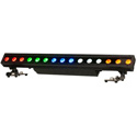 ADJ HEX155 15 Hex Bar IP Multi-Functional Wash Linear Fixture - 15 x 12W HEX LEDs - 6 in 1 LEDs