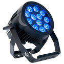 ADJ HEX206 12P HEX IP Versatile Heavy Duty LED Par with 30 Degree Beam Angle and HEX LEDs