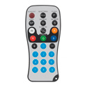 ADJ ADJ LED RC2 Wireless Infrared Remote with RGBWA Control
