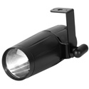 ADJ Pinspot LED II - Bright 3W White LED with 12-Degree Beam Angle
