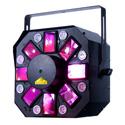 ADJ Stinger II Moonflower Strobe and Laser Effect LED - UC IR & UV LED